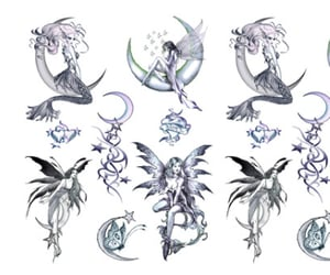 aesthetic, fae, and fairy image