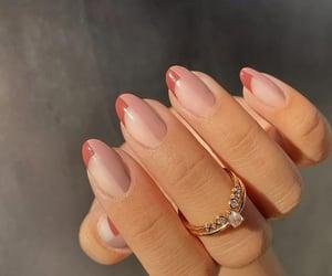 girls, nails, and nails design image