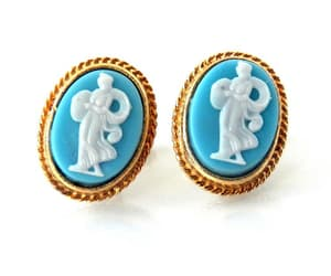 1960's, etsy, and mens jewelry image