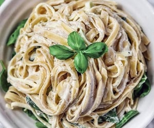 cooking, food, and pasta image