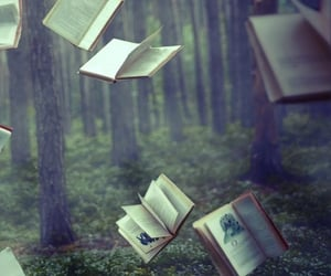 books, fiction, and magical image