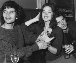 ben whishaw, matthew goode, and hayley atwell image