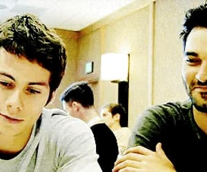 bromance, teen wolf, and hobrien image