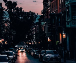 boston, street photography, and cities image