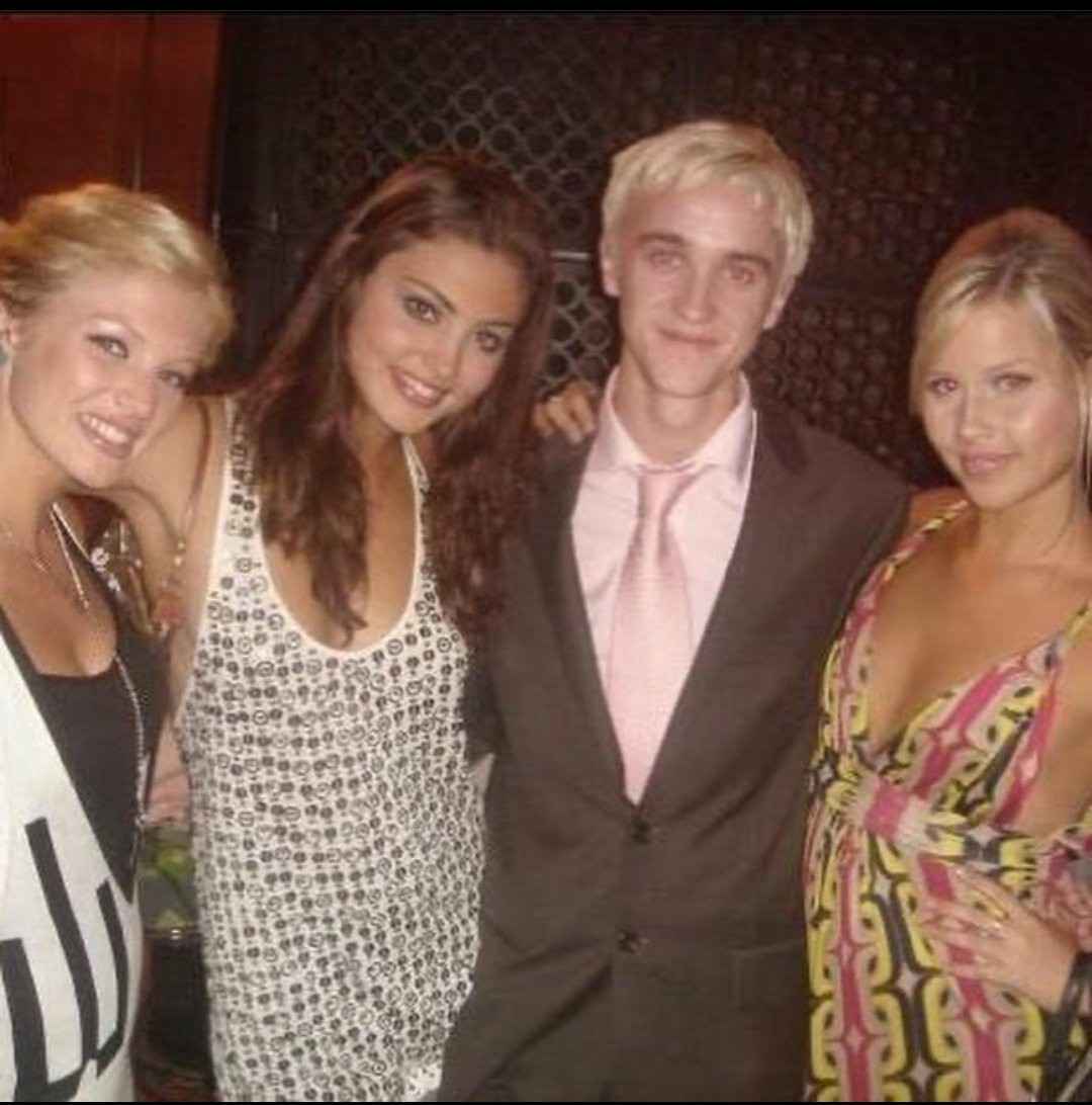 harry potter, phoebe tonkin, and claire holt image