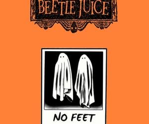 b&w, beetlejuice, and ghost image