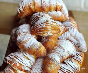 food, sweet, and pastry image