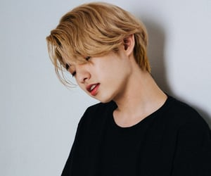 blonde hair, Jae, and fromfriends image