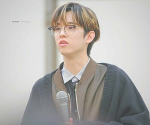 glasses, blonde highlights, and 191102 image