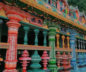 religion, travel, and colourful image