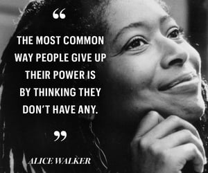 alice walker, powwer, and the most common way image