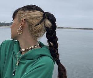 alternative, grunge, and hairstyle image