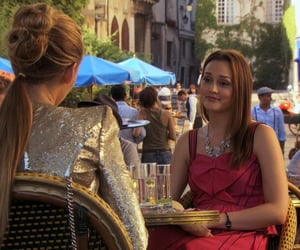 best friends, blair, and gossip girl image