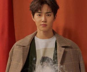 suho and exo image