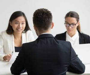 jobs in japan and japanese job interview image
