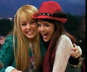 alex russo, hannah montana, and miley cyrus image