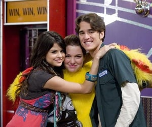 alex russo, disney, and wizards of waverley place image