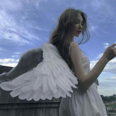 angel, poetry, and article image