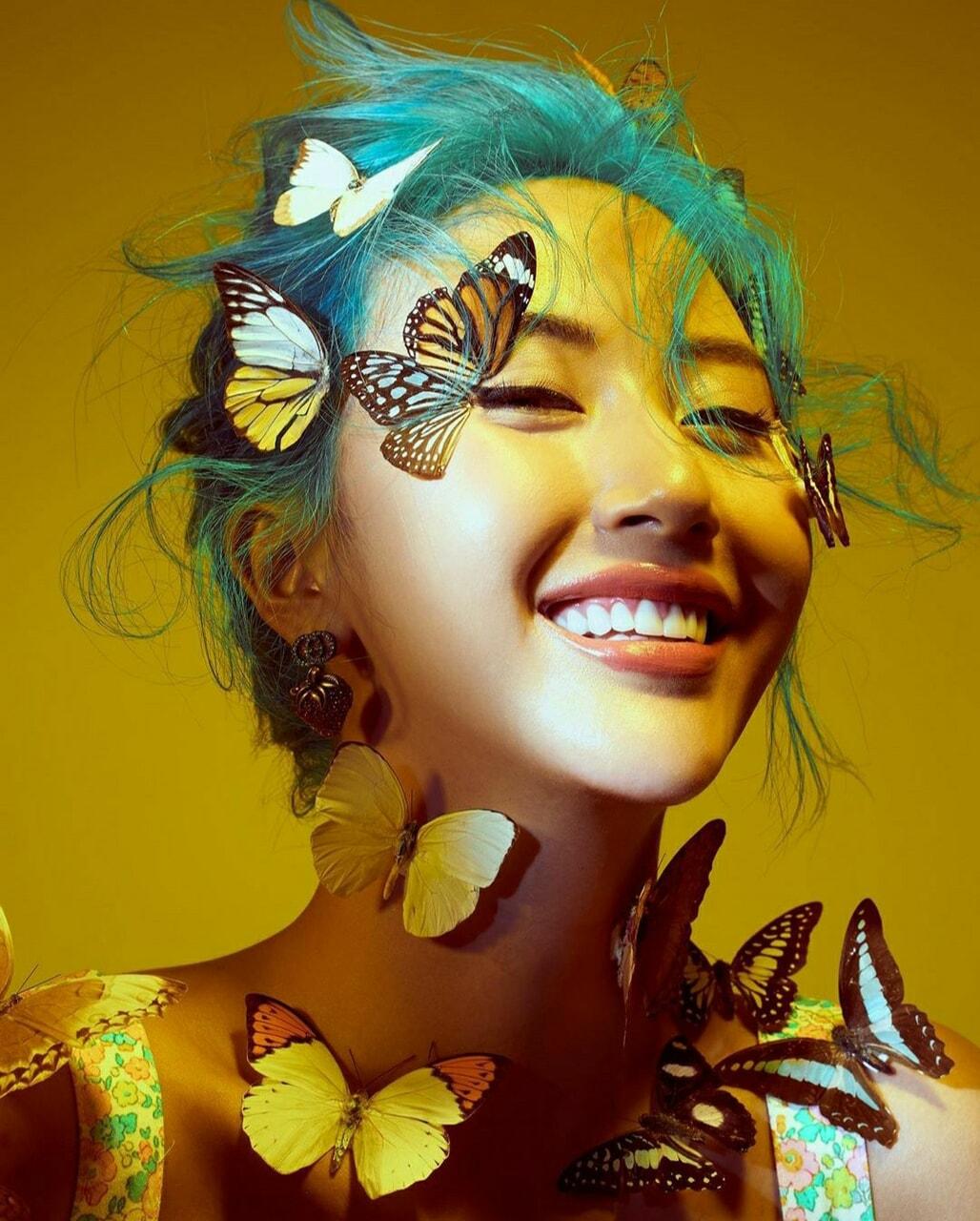 asian, alternative, and beautiful image