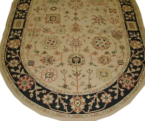 clearance rugs, discounted rugs, and camel taupe image