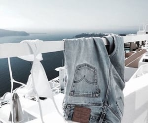 denim, relax, and water image
