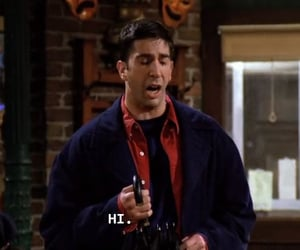 joey tribbiani, ross geller, and friends quotes image
