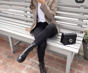 casual, inspo, and outfit image
