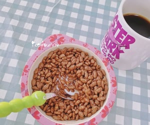 breakfast, cereal, and age regression image