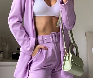 fashion and purple image