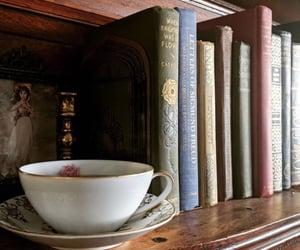 coffee and dark academia image