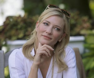 actress, cate blanchett, and spring image