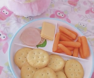 baby, food, and snacks image