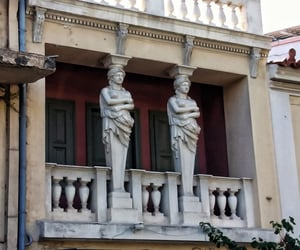 Athens, walk, and travel image