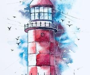 art, cool, and nautical image