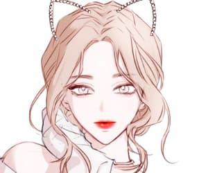 anime, nice, and anime girl image