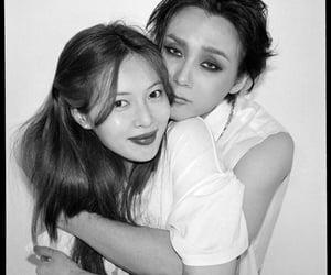 hyuna, hyojong, and e'dawn image