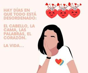 palabras, vida, and frases español image