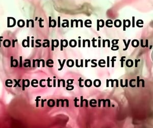 blame, expect, and meme image