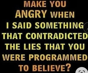 believe, lies, and conspiracy image