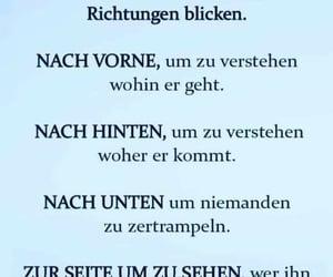 deutsch, spruch, and text image