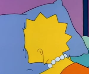 mood, simpsons, and cartoon image