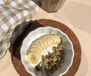foodie, breakfast smoothie bowl, and vegan image