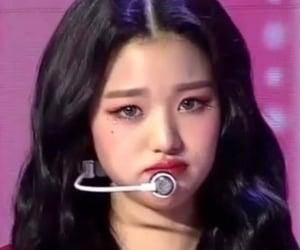 stage, izone, and wonyoung image