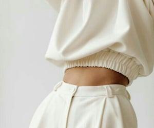fashion, girl, and pants image
