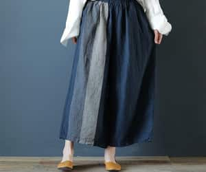 etsy, baggy pants, and pants with pockets image