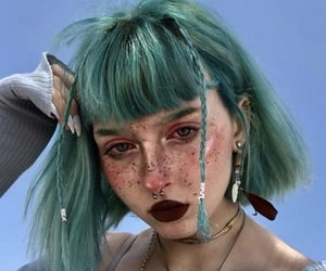 aesthetic, cutie, and freckles image