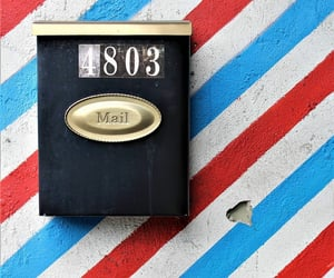 address, letterbox, and mailbox image