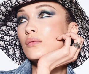 beauty, Christian Dior, and fashion image