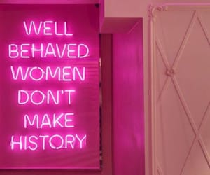 quotes, pink, and sign image