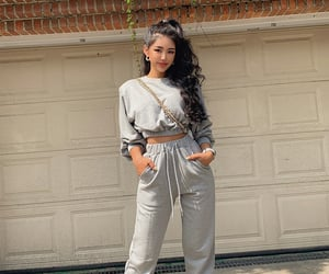 korean, korean fashion, and outfit image